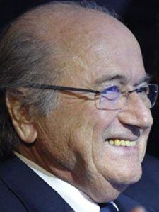 Gracias Blatter por matar el Futbol
