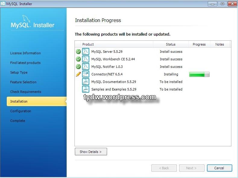 Download MySQL for Windows Terbaru Gratis 57190