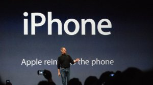 steve jobs iphone 2007 keynote
