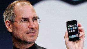steve jobs iphone 2007
