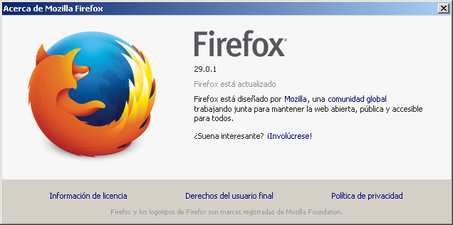 Firefox For Xp Sp3