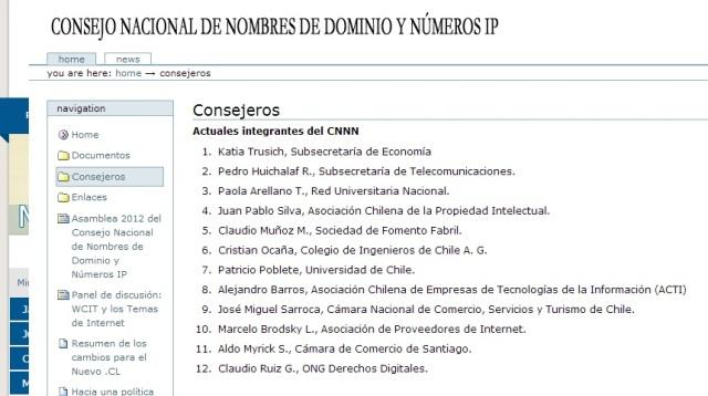 nic-chile-consejo-nacional-de-nombres-de-dominio-y-numeros-ip