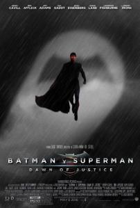 Batman v Superman Dawn of Justice posters