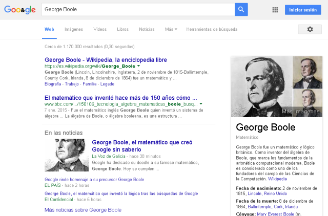 google-search-george-boole