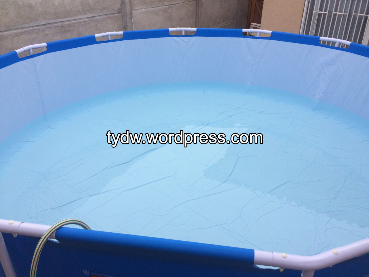 Instalacion de piscina bestway steel pro 366 x 100 blog for Mp3 para piscina